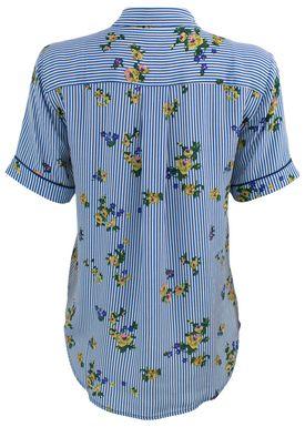 Baum und Pferdgarten - T-shirt - Matsu - Roses N Stripes