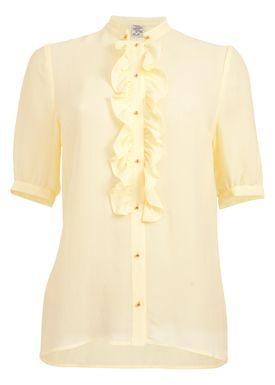 Baum und Pferdgarten - T-shirt - Mavis - Bright Yellow