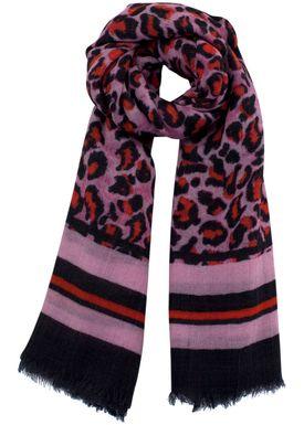 Baum und Pferdgarten - Tørklæde - Lowell Spring 18 - Pink Leopard