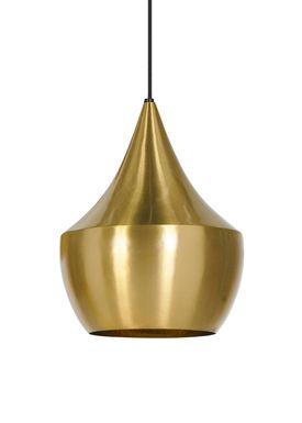 Tom Dixon - Lampe - Beat Fat Pendant - Messing
