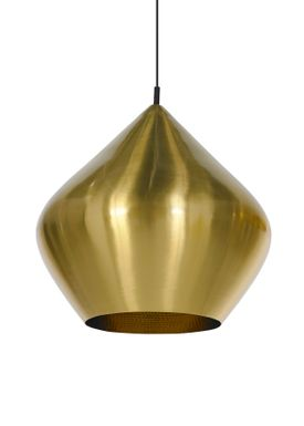 Tom Dixon - Lampe - Beat Stout Pendant - Messing