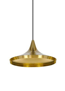 Tom Dixon - Lamp - Beat Wide Pendant - Brass