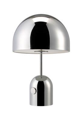 Tom Dixon - Lampe - Bell Table Lamp - Krom