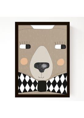 Seventy Tree - Poster - Big Bear A3 - Print