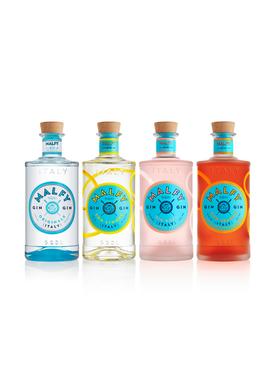 Biggar & Leith - Tonicwater - Malfy Gin - Rose 41%