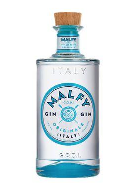 Biggar & Leith - Tonicwater - Malfy Gin - Originale 41%