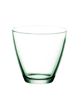 Bitz - Glas - BITZ Vandglas - Grøn 6 stk