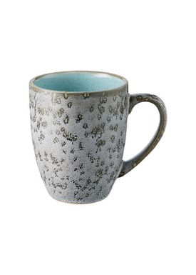 Bitz - Mug - Bitz Mug - Grey/Light Blue Mug