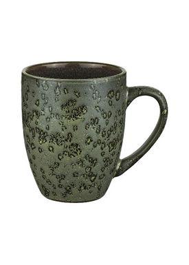 Bitz - Mug - Bitz Mug - Green/Grey Mug