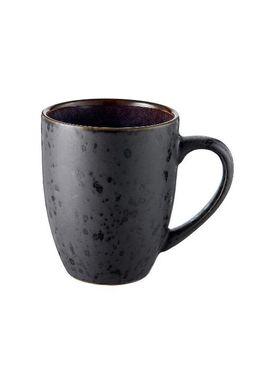Bitz - Mug - Bitz Mug - Black/Dark Blue Mug