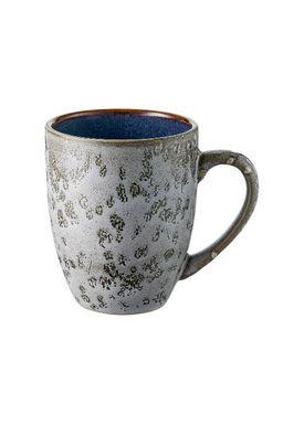 Bitz - Mug - Bitz Mug - Grey/Dark Blue Mug