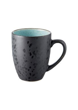 Bitz - Mug - Bitz Mug - Black/Light Blue Mug