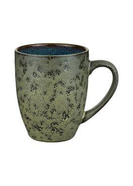 Bitz - Mug - Bitz Mug - Green/Dark Blue Mug