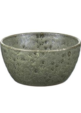 Bitz - Bowl - Bitz Skåle - Green Dinner Bowl