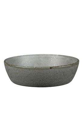 Bitz - Bowl - Bitz Skåle - Grey Soup Bowl