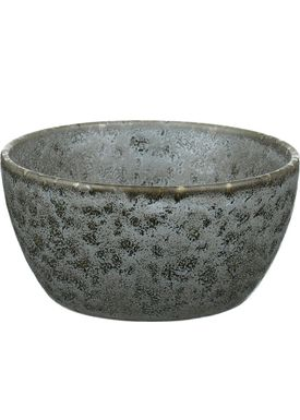 Bitz - Bowl - Bitz Skåle - Grey Dinner Bowl