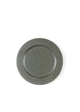 Bitz - Plate - Bitz Tallerken - Grey Dessert