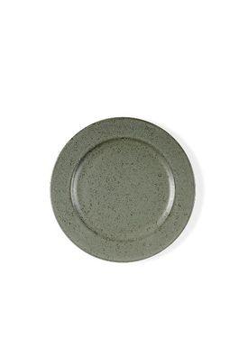 Bitz - Plate - Bitz Tallerken - Green Dessert