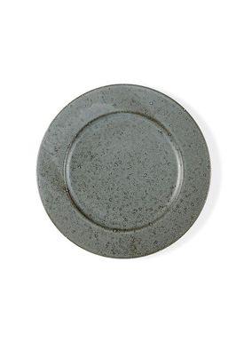 Bitz - Plate - Bitz Tallerken - Grey Dinner