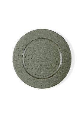 Bitz - Plate - Bitz Tallerken - Green Dinner