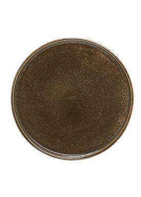 Bloomingville - Bakke - Keramik Bakke - Brun
