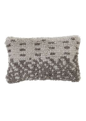 Bloomingville - Cushion - Uld Pude - Natur