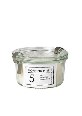 Broste CPH - Scented Candles - Scented Candles Morning Mist - 8 Hours