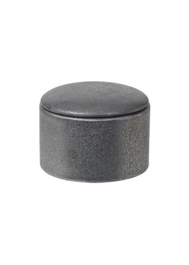 Broste CPH - Jar - Carol Ceramic Box - Grey