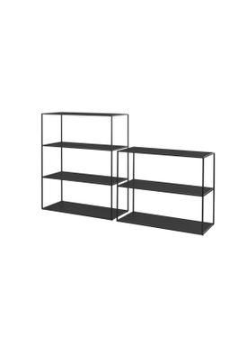 By Lassen - Shelf - Twin Bookcase - Small - Black