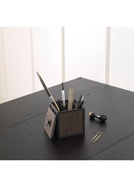By Lassen - Kasser - Frame 10 - Røget Eg