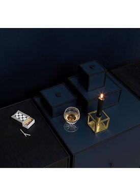 By Lassen - Kasser - Frame 14 - Mørk Blå
