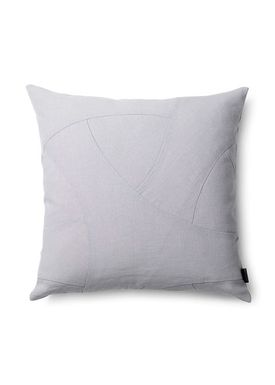By Lassen - Cushion - Flow Pillow - Grey 50x50
