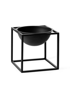 By Lassen - Bowl - Kubus Bowl - Black Small