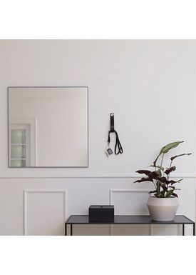 By Lassen - Mirror - View - Cool Grey Small