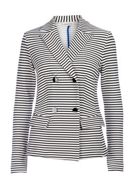 By Malene Birger - Blazer - Andio - Black Stripes