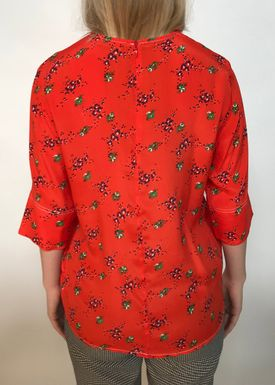 By Malene Birger - Blouse - Nolao - Fire