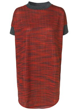 By Malene Birger - Bluse - Falmia - Bright Red
