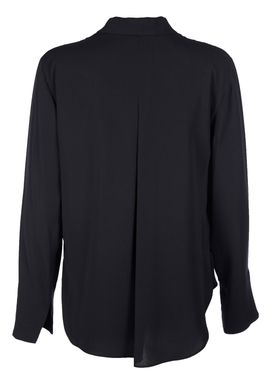 By Malene Birger - Bluse - Lipty - Black