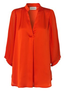 By Malene Birger - Blouse - Sanah - Poinciana