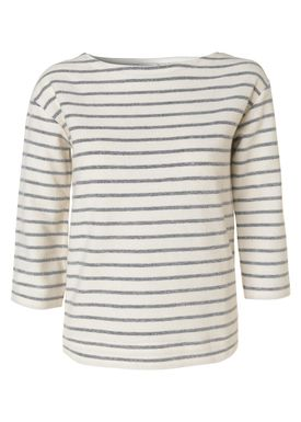 By Malene Birger - Bluse - Tirans - Soft White