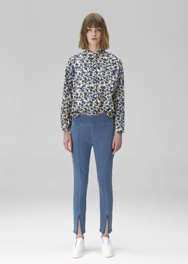 By Malene Birger - Pants - Adelio - Skyline