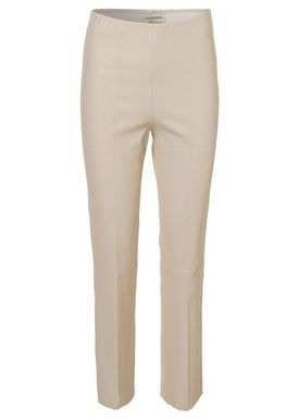 By Malene Birger - Pants - Florentina Leatherpants - Angora