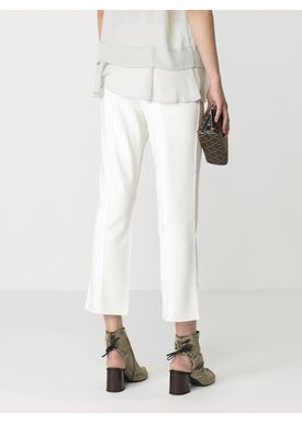 By Malene Birger - Bukser - Viggie - Soft White