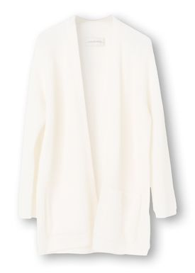 By Malene Birger - Cardigan - Belinta - Soft White