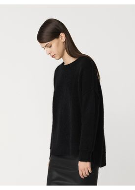 By Malene Birger - Cardigan - Biagio - Black
