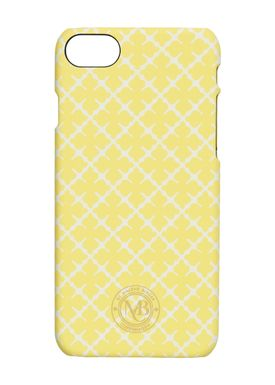 By Malene Birger - iPhone 6 cover - Pamsy6 - Yellow Signature