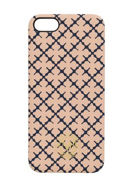 By Malene Birger - iPhone 7 cover - Pamsy7 - Navy/Nude Signature