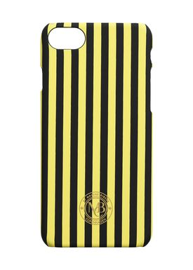 By Malene Birger - iPhone 7 cover - Pamsy7 - Yellow/Black Stripes