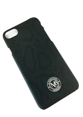 By Malene Birger - iPhone 7 cover - Pamsy7 - Scarab Green Snake