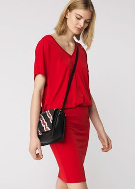 By Malene Birger - Kjole - Amanth - Bright Red